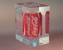 Гравировка на стекле, внутри стекла, 3D