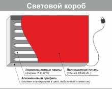 Световые короба/Лайтбокс