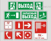 Запрещающие таблички