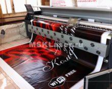 Широкоформатная печать баннеров